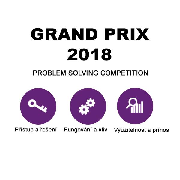 Soutěž Grand Prix 2018
