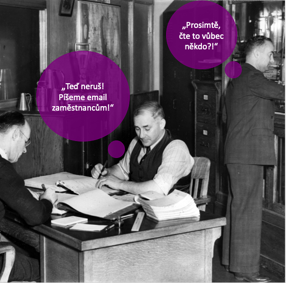 Mail jako největší zlo?